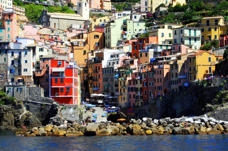 Rio Maggiore in Italy